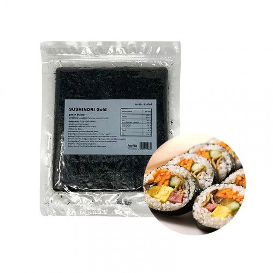 KWANGCHEON INAKA INAKA Roasted Seaweed for Sushi 50 sheet 115g (BBD : 02.09.2022) 1