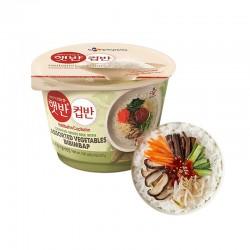 씨제이 햇반컵반 고추장나물비빔밥 229g 1
