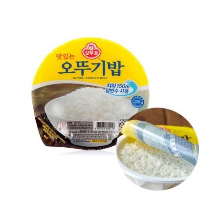 OTTOGI OTTOGI Reis Fertigreis für Mikrowelle  210g 1