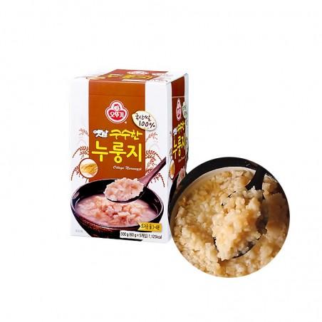 OTTOGI OTTOGI OTTOGI Korean Scorched Rice Nurungji 300g (60g x 5) 1