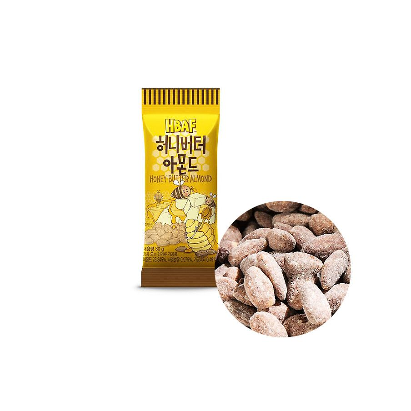 HAETAE HBAF HBAF Mandel mit Honigbuttergeschmack 30g 1