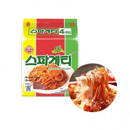 OTTOGI OTTOGI (Domestic) OTTOGI Ramen Spaghetti Multipack (150g x 4)(BBD : 04/09/2021) 1