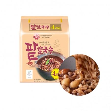 OTTOGI OTTOGI (Domestic) OTTOGI Ramen Red Bean Kal Guk Su Multipack 480g (120g x 4) (BBD:03.09.2021) 1