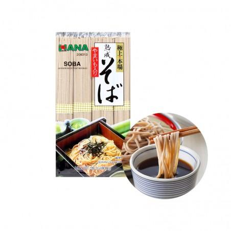 ASSI ASSI HANA buckwheat noodle, dried (soba) 800g 1