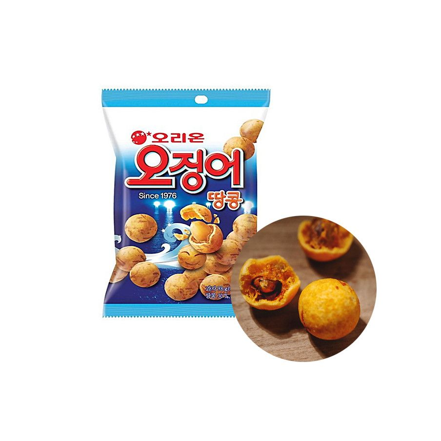 ORION ORION ORION Squid Peanut Ball 98g 1