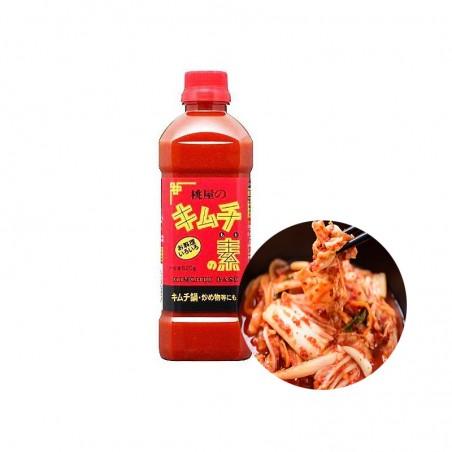 MOMOYA MOMOYA MOMOYA Chilisauce für Kimchi 620g 1