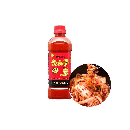 MOMOYA MOMOYA MOMOYA Spicy Chili Sauce for Kimchi Base 620g 1