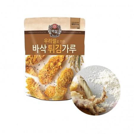 CJ BAEKSUL CJ BEKSUL 백설 우리쌀로 만든 바삭 튀김가루 1kg 1