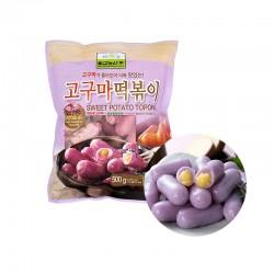 CHILGAB (FR) CHILGAB Sweet Potato Tteokbokki 500g 1
