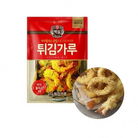 CJ BEKSUL CJ BEKSUL Tempura Flour 500g (BBD: 01/11/2021) 1