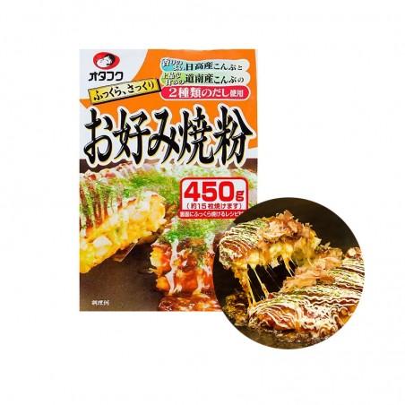 OTAFUKU OTAFUKU OTAFUKU Okonomiyaki Mehl 450g 1