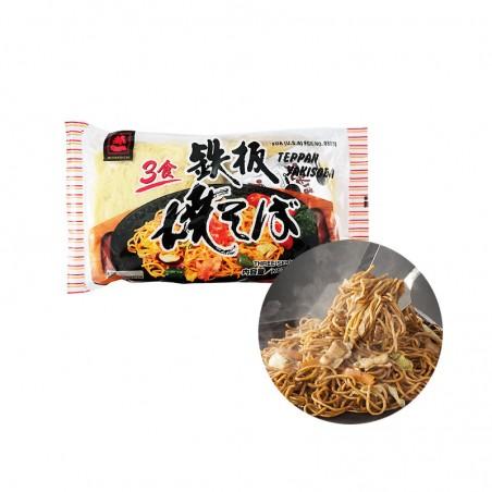 Miyakochi Teppan Yakisoba with Sauce 480g 1