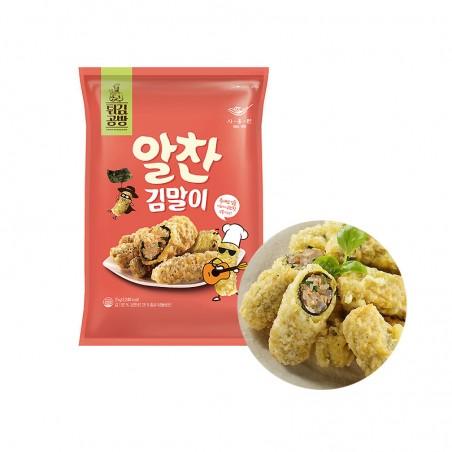 SAONGWON SAONGWON (TK) SAONGWON Frittierte Sushi Rolle 80St. 2kg 1