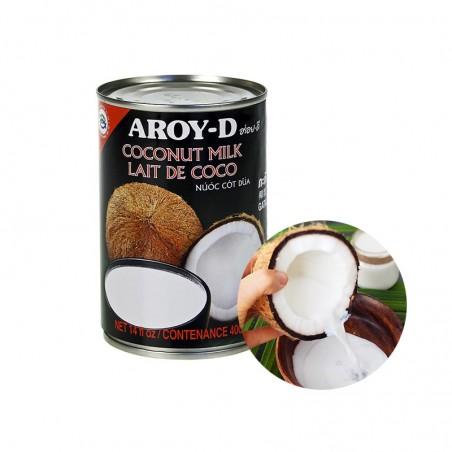AROY-D AROY-D AROY-D 코코넛 우유 400ml 1
