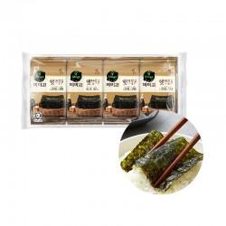 CJ BIBIGO CJ BIBIGO Crispy roasted seaweed (sesame) (5g x 8) 1