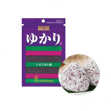 MARUMIYA  MISHIMA Furikake Yukari 26g 1