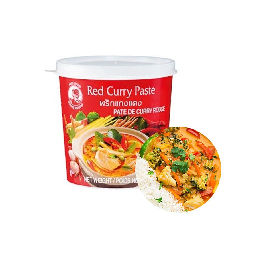 COCK COCK Currypaste Rot 1kg 1