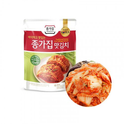 CJ BIBIGO JONGGA (Kühl) JONGGA Kimchi geschnitten 1kg (MHD: 12/11/2021) 1
