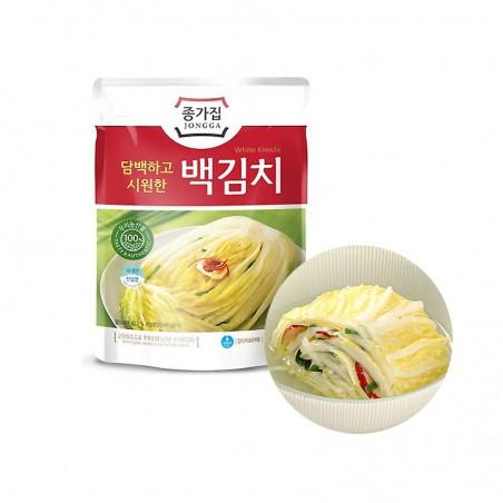 CJ BIBIGO JONGGA (냉장) 종가집 백김치 500g(유통기한: 12/11/2021) 1