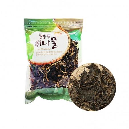 OTTOGI  YONGIN Getrocknete Essbare Grüne Blätter (Chwinamul) 100g 1
