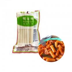 (FR) YUCHANG Ricecacke Tteokbokki-Tteok thin stick 1kg 1