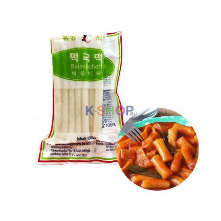 (TK) YUCHANG Reiskuchen Tteokbokki-Tteok Stange 1kg 1