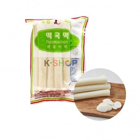 (FR) YUCHANG Rice Cake Garae-Tteok thick stick 1kg 1