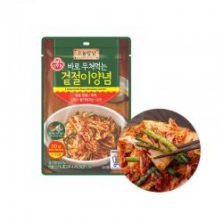 HANSUNG OTTOGI OTTOGI Baechu Geotjeori (frischer Kimchi-Salat) Sauce 90g 1