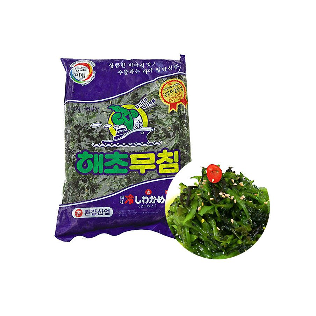 (TK) HWANGIL Seetangsalat 1kg 1