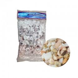 PANASIA  (FR) PANASIA Seafood Mix IQF 1kg 1