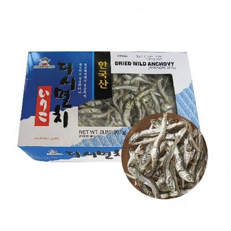 CHORIPDONG CHORIPDONG (FR) CHORIPDONG Anchovies Dashi 1,5kg 1
