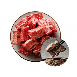 PANASIA (FR) Beef cubes frozen 1kg 1
