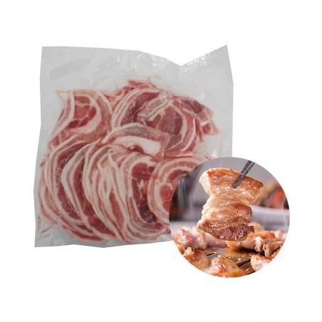 PANASIA  (TK) PANASIA Schweinebauchfleisch geschnitten 1kg 1