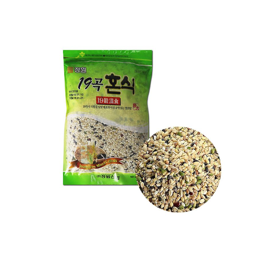JUNGWON JONGWON Mixed Grain with 19 sorts 800g 1