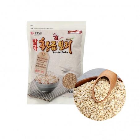JONGWON JUNGWON JONGWON Polished glutinous Barley 800g 1