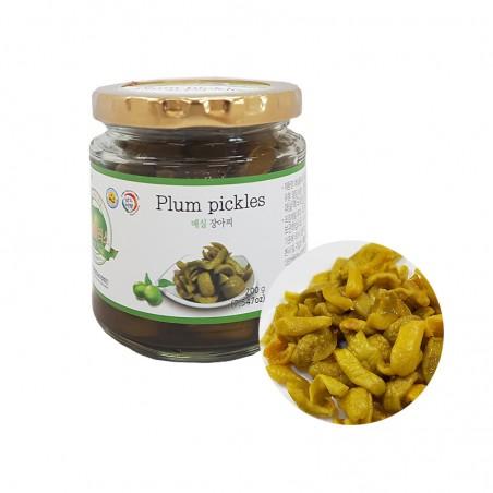 Plum pickles 200g 1