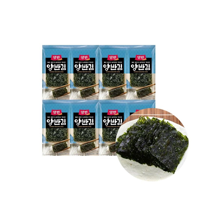 SEMPIO DONGWON DONGWON Yangban traditional seaweed cut (2.5g x 8) 1