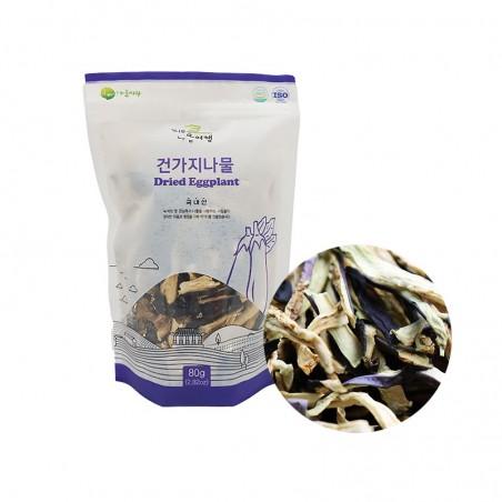 OTTOGI  Dried Eggplant 80g 1