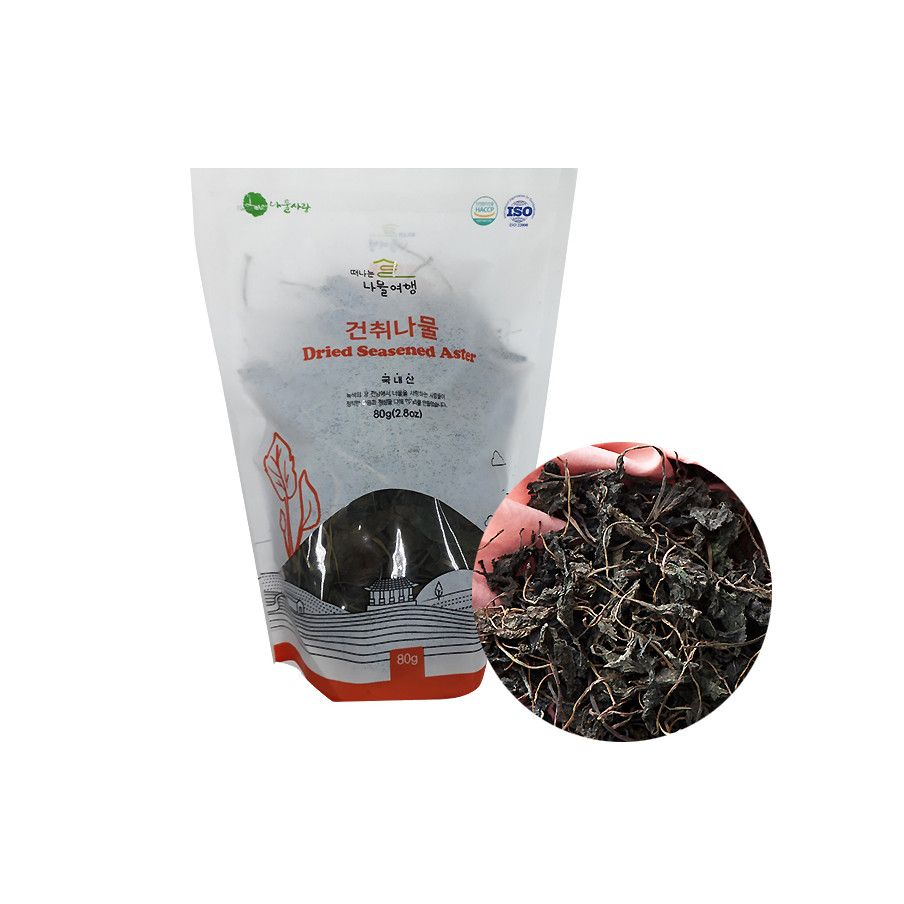 OTTOGI  Dried spiced asters 80g 1