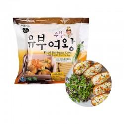 CHORIPDONG CHORIPDONG (FR) CHORIPDONG seasoned & fried Tofu Pouch for Inari 300g 1