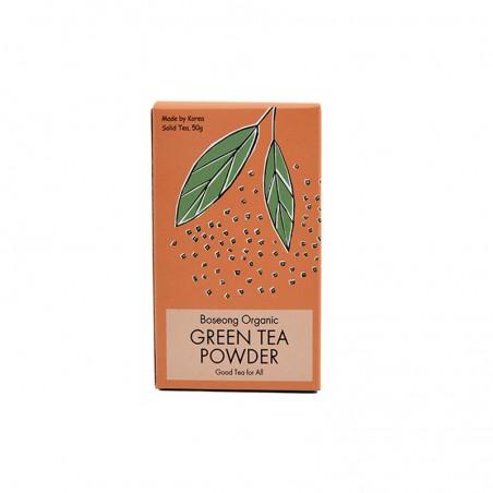 SEMPIO  Boseong-Grüner Tee Pulver 50g 1