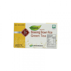 SEMPIO  Boseong Brauner Reis Grüner Tee 32,5g (1,3g x 25 Stück) 1