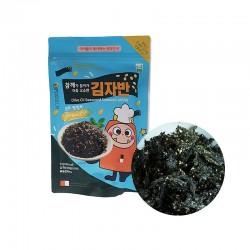 KWANGCHEON  KOREASEAFOOD Olive Oil Seaweed, Gim Jaban 50g 1