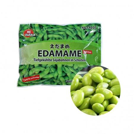 INAKA (FR) INAKA Soybeans in Shell Edamame 500g 1