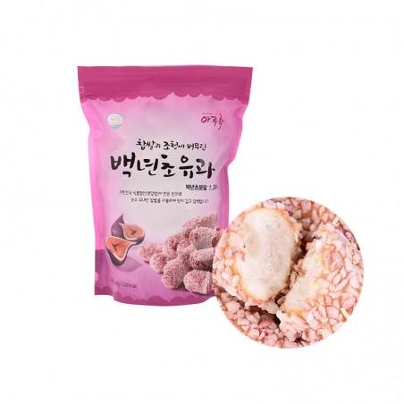 MAMMOS  Süßer Snack mit Kaktus Aroma 80g 1