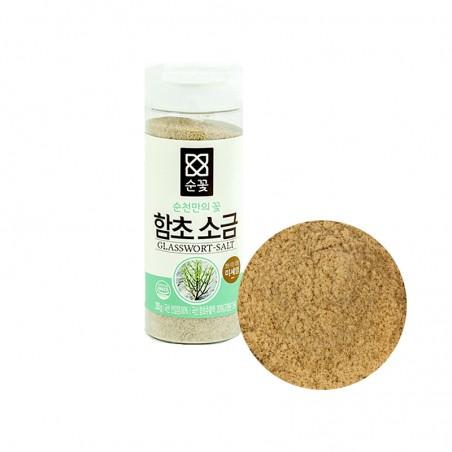 Feines Glasswort Salz 250g 1