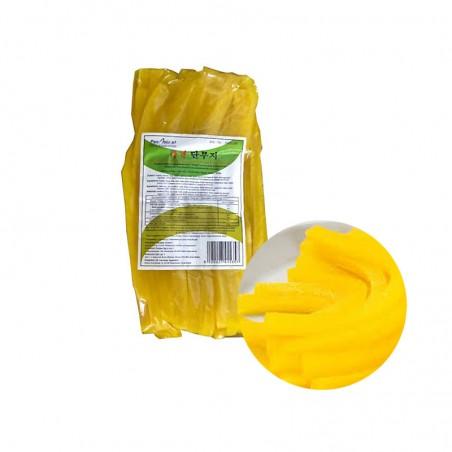 PANASIA PANASIA PANASIA Gelber Rettich in Streifen Oshinko  350g 1