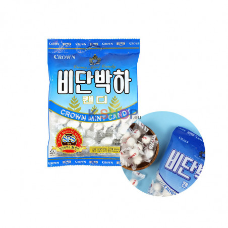 CROWN CROWN CROWN Peppermint Candy 140g(BBD : 21/03/2022) 1