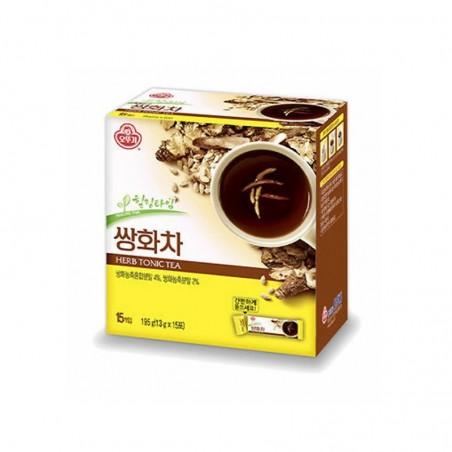 OTTOGI OTTOGI OTTOGI koreanisches Kräutertee Ssanghwa-Cha 195g (15Stk) 1
