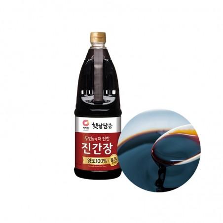 CHUNGJUNGONE CHUNGJUNGONE Sojasauce natürlich gebraut Jin 1,7L 1